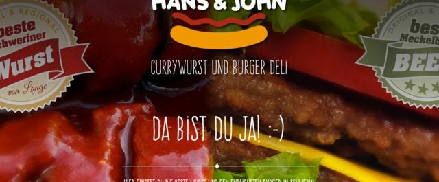 Website Hans & John Schwerin