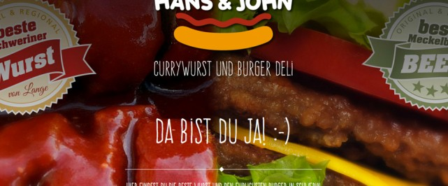 Website Hans & John Schwerin